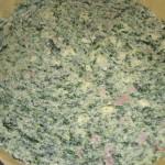Focaccia con ricotta e spinaci-fase6
