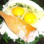 Focaccia con ricotta e spinaci-fase3