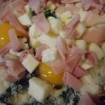 Focaccia con ricotta e spinaci-fase4