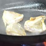 Filetto di dentice scottato con verdure