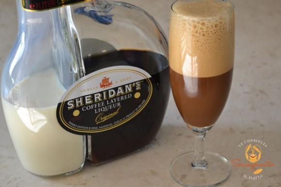 Caffè shakerato allo Sheridan's