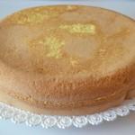 Pan di spagna tradizionale