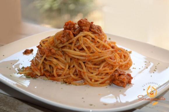 Spaghetti alla serrese