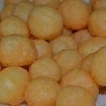 Polpettine di riso in brodo