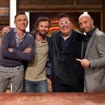 MasterChef 3 Italia - Puntata 16 Gennaio 2014 - con Graham Elliot -