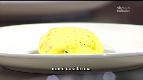 Pressure Test - L'Omelette di Chef Cracco