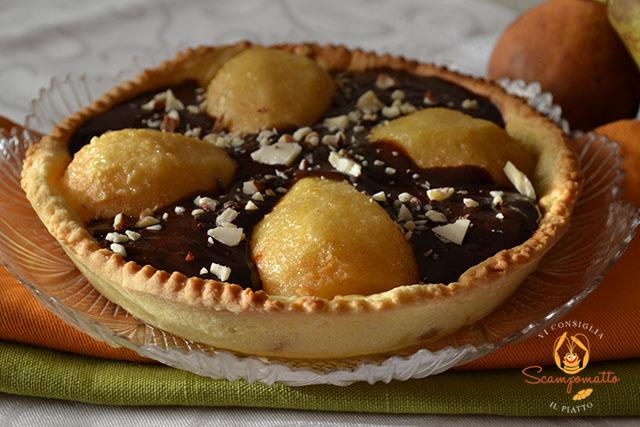 Ricette pasta frolla pere e cioccolato