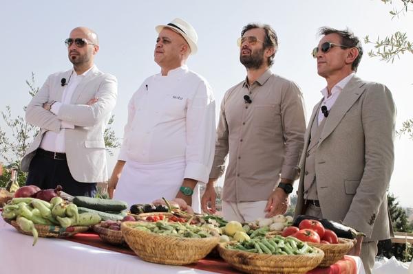 MasterChef 3 - Puntata 13 Febbraio 2014 - Marocco - Chef Moha