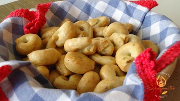 Taralli scaldati