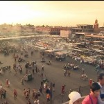 Sfida in esterna - Marrakech - Piazza