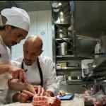 Sfida in Esterna - Salvatore e Chef Crippa