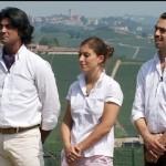 Sfida in Esterna - Almo, Enrica e Salvatore