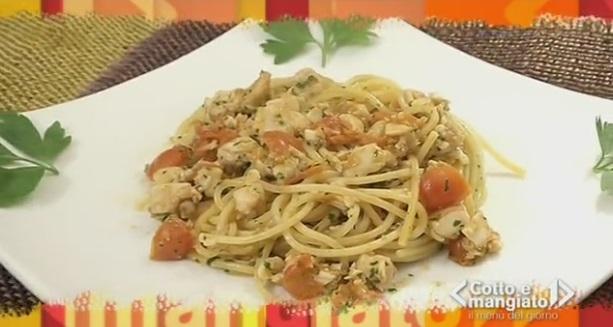 Spaghetti dello zingaro cotto e mangiato for Ricette di cotto e mangiato