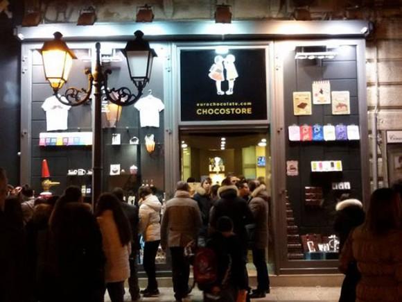Chocostore: nuova apertura a Taranto