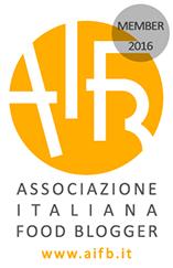 Coccarda 2016 Associazione Italiana Food Blogger