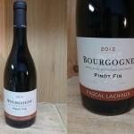 Bourgogne Pinot Fin Pascal Lachaux 1