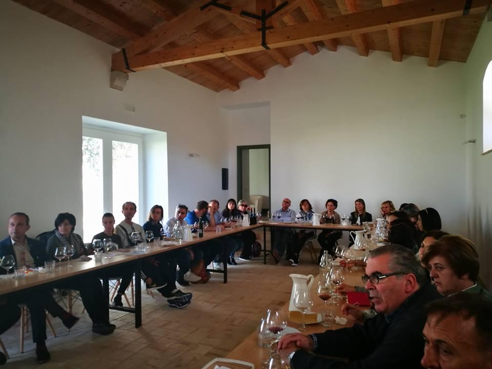 Foto Tour Sicilia 2017 - Arianna Occhipinti 2