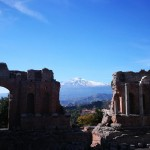 Foto Tour Sicilia 2017 - Teatro Greco Taormina