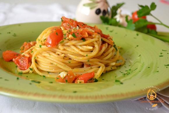 Spaghetti alla san giovannella