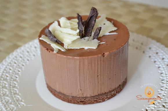 Parfait al cioccolato