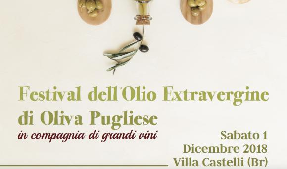 Festival dell'Olio Extravergine di Oliva Pugliese